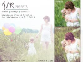 Lightroom Preset Freebie Fly for LR 4 and 5 by Nellkas-art