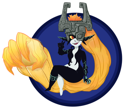 Midna by TheSushiSensation