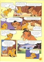 Malka in the Comics by LionKingPride