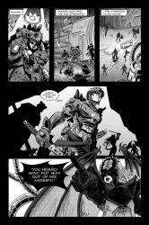Shadows of Oblivion #1 - Page 4 by Shono
