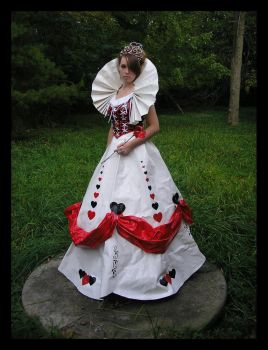 Duct Tape Queen Of Hearts by DuckTapeBandit