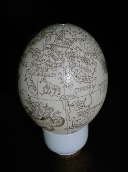 The Knies Globe by Panthaleon