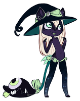 [AUCTION CLOSED]Plant Pony - Witch by llAtlantisWitchll