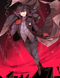 Persona 5 (Joker) by Wes80