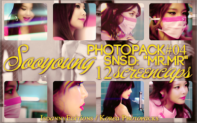 Sooyoung (SNSD) - PHOTOPACK#04 (SCREENCAPS) by JeffvinyTwilight