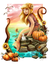 The Pumpkin Mermaid