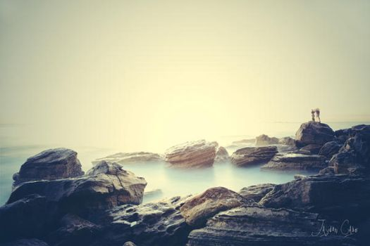 Coogee Beach INSTAMATIC by jaydoncabe