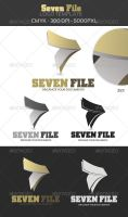 7 File Logo Template by ExtremeLogo