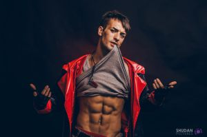 For the Ladies - Dante DmC Cosplay Leon Chiro by LeonChiroCosplayArt