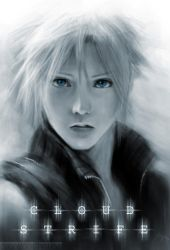 Cloud Strife by gavwoodhouse