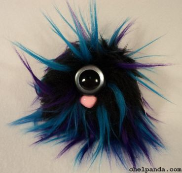 Cy-Coodle Mini Monster Plush by chelpanda