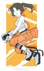 Chell Doodle by SandraGH
