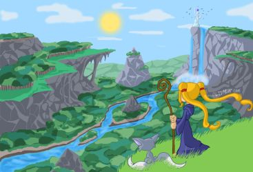 Magic Valley by MonteCreations