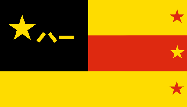 Chinese West Coast Flag (Request) by Alternateflags