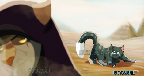 Sneak attack by blowber