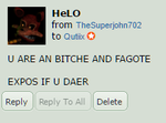 The TheSuperJohn702 Rant #Exposed #Cyperbullied by Qutiix