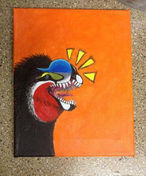 Dilophosaurus! by That-Green-Monster