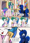 Day in the Lives of the Royal Sisters 22 by mysticalpha