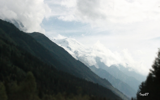 Mont Blanc by Imp27