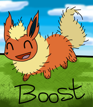 BOOST by ToddM