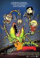Little Shop of Horrors poster by mikelodigas
