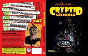 Cryptid Cinema covers by RobertHack
