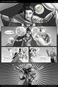DAO: Fan Comic Page 27 by rooster82