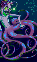 Deep Sea by Awful-Critter