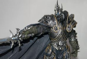 ARTHAS MENETHIL THE LICH KING_4 by Tendranor