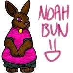 BunnyNoah by forestchick501