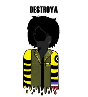 DESTROYAAA by CheeseOnToastGurl