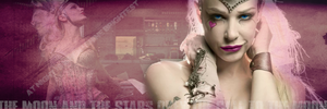 Pink Signature by TheMorr