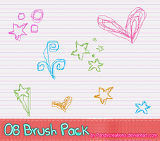 O8 Brush Pack by PandyCreations