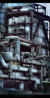 Industrial beauty by ValentinaKallias