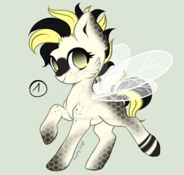 Miss Bee. (BIO INCOMPLETE) by Minnowbean666