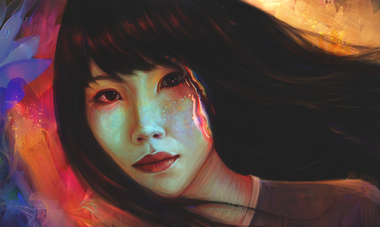 Asian by Lusidus