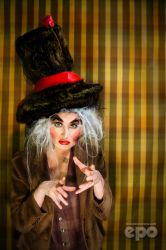 Beauty: Patchwork Hatter by ee-po
