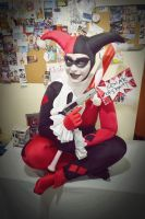 Harley Quinn Cosplay by Nao-Dignity