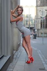 Anna in Bremen, Germany 17 by PhotographyThomasKru
