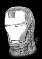 Iron Man by Matts-91