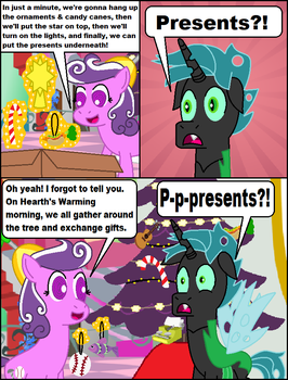 Hearth's Warming Chaos Comic Page 28 by FreshlyBaked2014