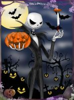 The Pumpkin King by Mally-Pepper