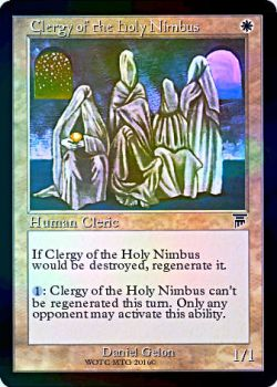 Clergy of the Holy Nimbus by Ammianus