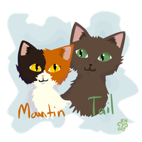 MountinXTail by dandypandy12