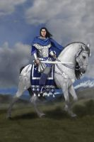 Fingolfin by Breogan