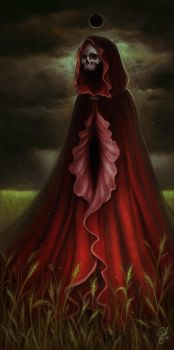 The Scarlet Mother by aeryael