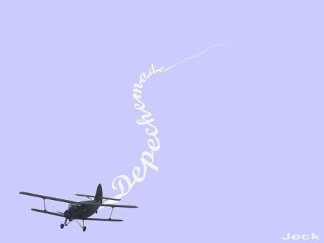 Air depeche mode by Jeck-rumbo