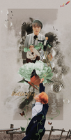 Just Like a Butterfly /Yoonmin/ by sadreamer01
