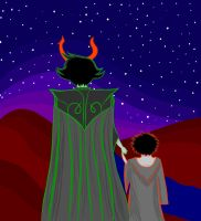 The Dolorosa and The Signless by UmiXFujimi
