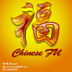 Chinese FU by neily